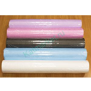 Простыни SMS 15 80х200 фиолетовые рулон 100шт