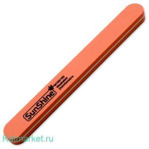 Шлифовка SunShine 100/180, оранжевая прямая