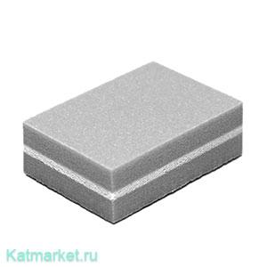 Мини Баф 100/180, упаковка 50шт, серые