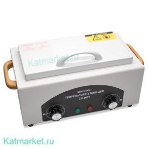 Сухожаровой шкаф для стерилизации CH-360T, белый