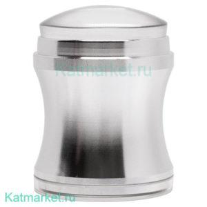 Divinail Штамп для стемпинга металлический хром, серебро